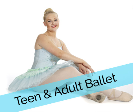 Teen   and Adult Ballet