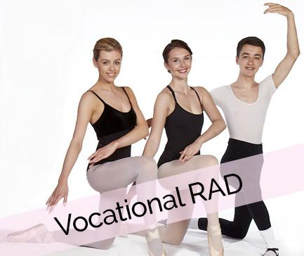 Vocational RAD